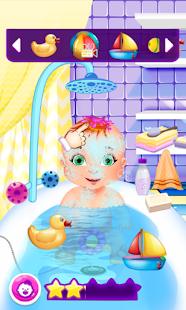 Baby Caring Bath And Dress Up v13.0 screenshots 5