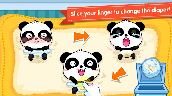 Baby Panda Care v8.57.00.00 screenshots 3