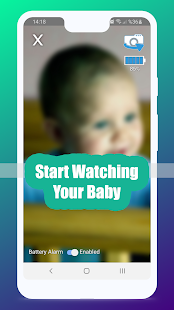 BabyFree – Baby Camera amp Monitor v7.3 screenshots 4
