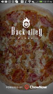 Back Alley Pizza v2.8.7 screenshots 1
