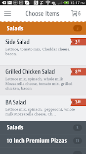 Back Alley Pizza v2.8.7 screenshots 3