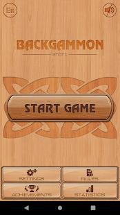 Backgammon v2.46 screenshots 1