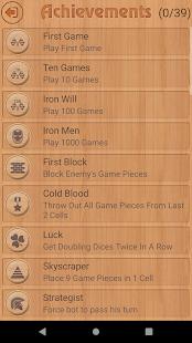 Backgammon v2.46 screenshots 2