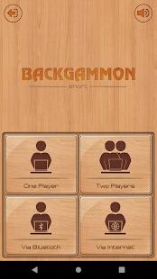 Backgammon v2.46 screenshots 3