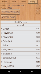 Backgammon v2.46 screenshots 6