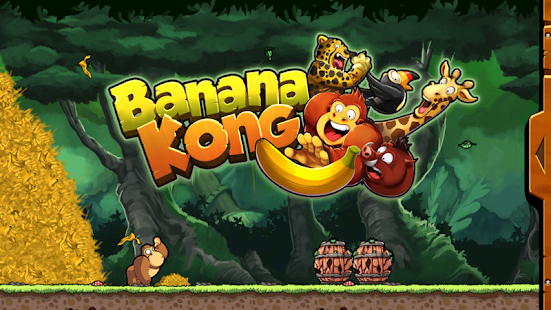 Banana Kong v1.9.7.3 screenshots 1