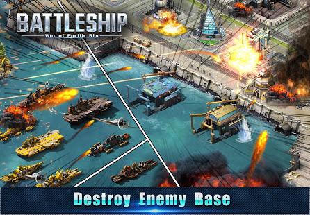 Battleship Legion War of Pacific Rim v1.6.5 screenshots 4