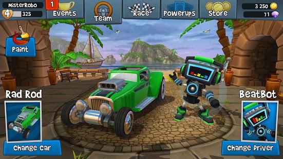 Beach Buggy Racing 2 v2021.03.05 screenshots 4