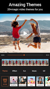 Beauty Video – Music Video Editor amp Slide Show v3.54 screenshots 1