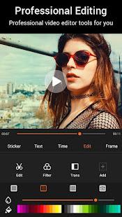 Beauty Video – Music Video Editor amp Slide Show v3.54 screenshots 2