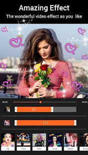 Beauty Video – Music Video Editor amp Slide Show v3.54 screenshots 3