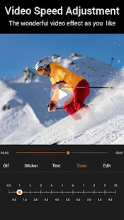 Beauty Video – Music Video Editor amp Slide Show v3.54 screenshots 8