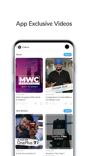 Beebom – Instant Tech News v3.1.14 screenshots 1