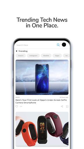 Beebom – Instant Tech News v3.1.14 screenshots 2
