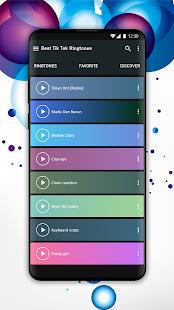 Best Music Ringtones for Tik Tok v1.1 screenshots 2