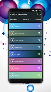 Best Music Ringtones for Tik Tok v1.1 screenshots 4