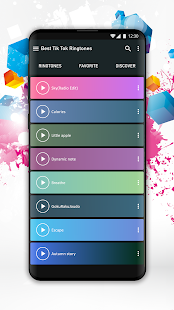 Best Music Ringtones for Tik Tok v1.1 screenshots 7