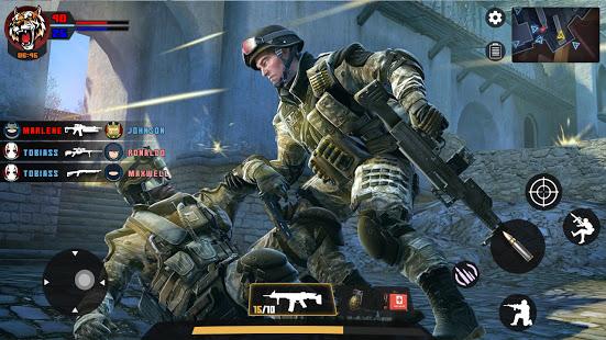 Black Ops SWAT – Offline Action Games 2021 v1.0.5 screenshots 1