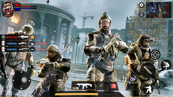 Black Ops SWAT – Offline Action Games 2021 v1.0.5 screenshots 10