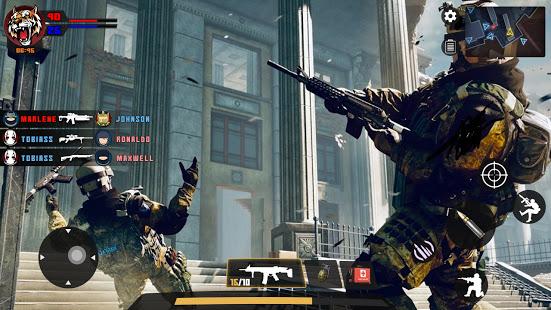 Black Ops SWAT – Offline Action Games 2021 v1.0.5 screenshots 2