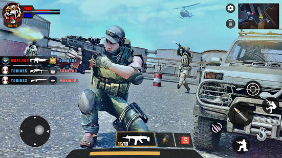 Black Ops SWAT – Offline Action Games 2021 v1.0.5 screenshots 20