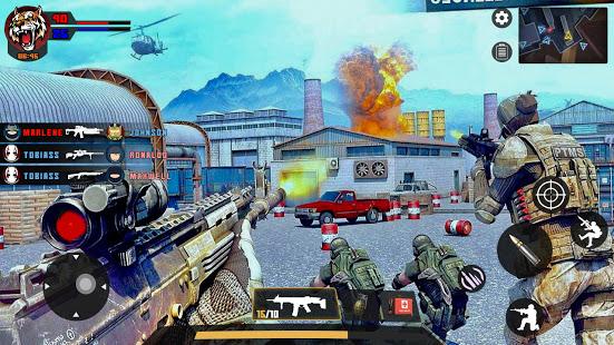 Black Ops SWAT – Offline Action Games 2021 v1.0.5 screenshots 21