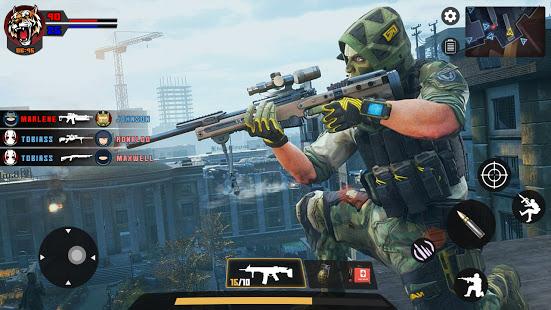 Black Ops SWAT – Offline Action Games 2021 v1.0.5 screenshots 4