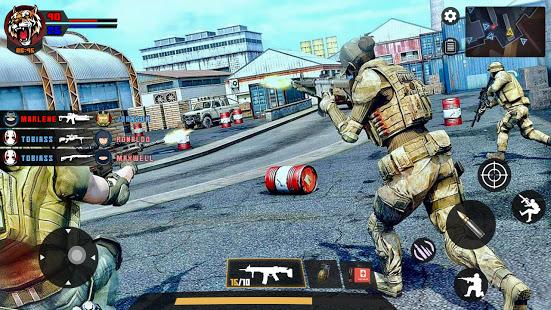 Black Ops SWAT – Offline Action Games 2021 v1.0.5 screenshots 5