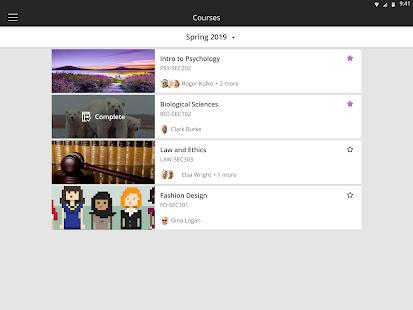 Blackboard v6.5.0 screenshots 9
