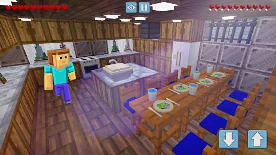Block Craft World 3D Mini Crafting and building v1.4.3 screenshots 10