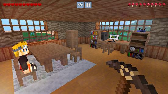 Block Craft World 3D Mini Crafting and building v1.4.3 screenshots 3