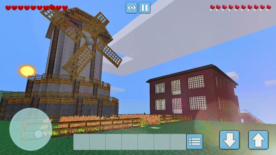 Block Craft World 3D Mini Crafting and building v1.4.3 screenshots 4