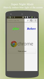 Bluelight Filter – Eye Care v1.8.90 screenshots 1