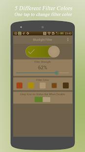 Bluelight Filter – Eye Care v1.8.90 screenshots 3