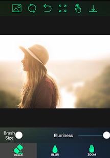 Blur Image Background Editor Blur Photo Editor v2.4 screenshots 1