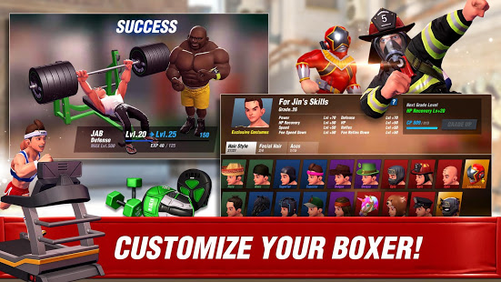 Boxing Star v3.0.2 screenshots 21
