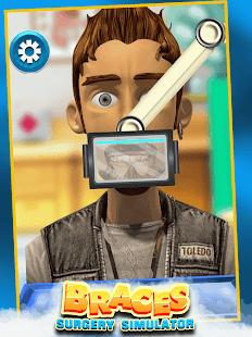 Braces Surgery Simulator – Doctor Games 2021 v screenshots 2