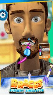 Braces Surgery Simulator – Doctor Games 2021 v screenshots 9