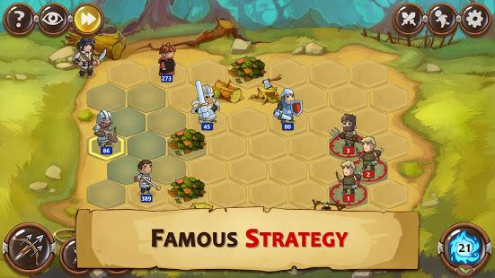 Braveland Heroes v1.58.9 screenshots 1