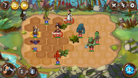 Braveland Heroes v1.58.9 screenshots 10