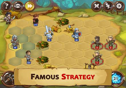 Braveland Heroes v1.58.9 screenshots 11