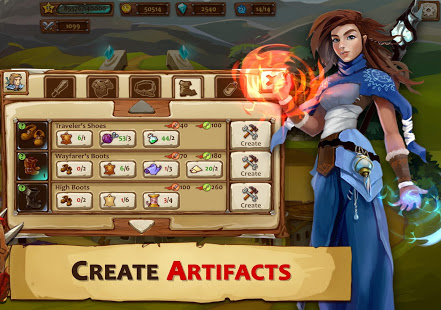 Braveland Heroes v1.58.9 screenshots 13