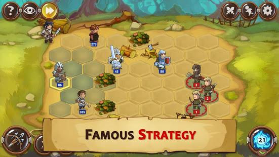 Braveland Heroes v1.58.9 screenshots 6