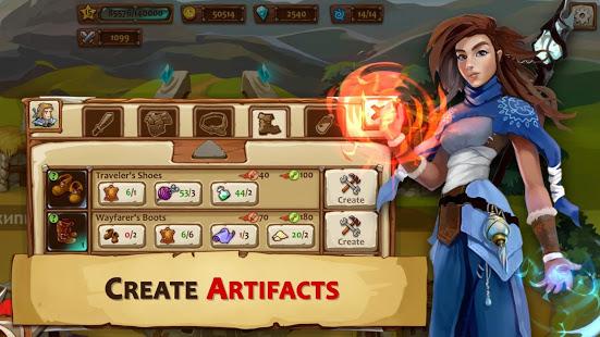 Braveland Heroes v1.58.9 screenshots 8