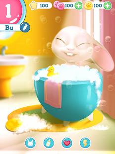 Bu the virtual Bunny – Cute pet care game v2.8 screenshots 10