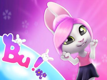 Bu the virtual Bunny – Cute pet care game v2.8 screenshots 23