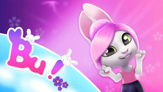 Bu the virtual Bunny – Cute pet care game v2.8 screenshots 7
