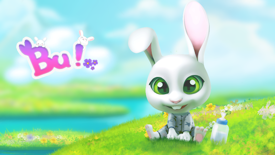 Bu the virtual Bunny – Cute pet care game v2.8 screenshots 8