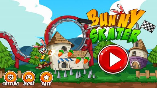 Bunny Skater v1.7 screenshots 1