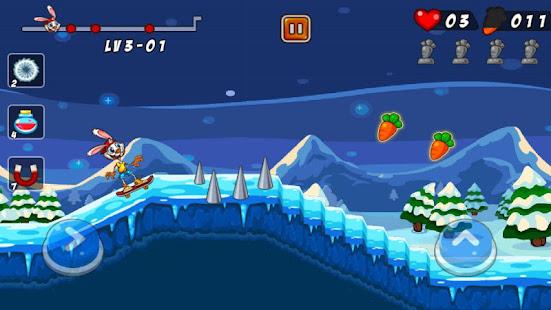 Bunny Skater v1.7 screenshots 10